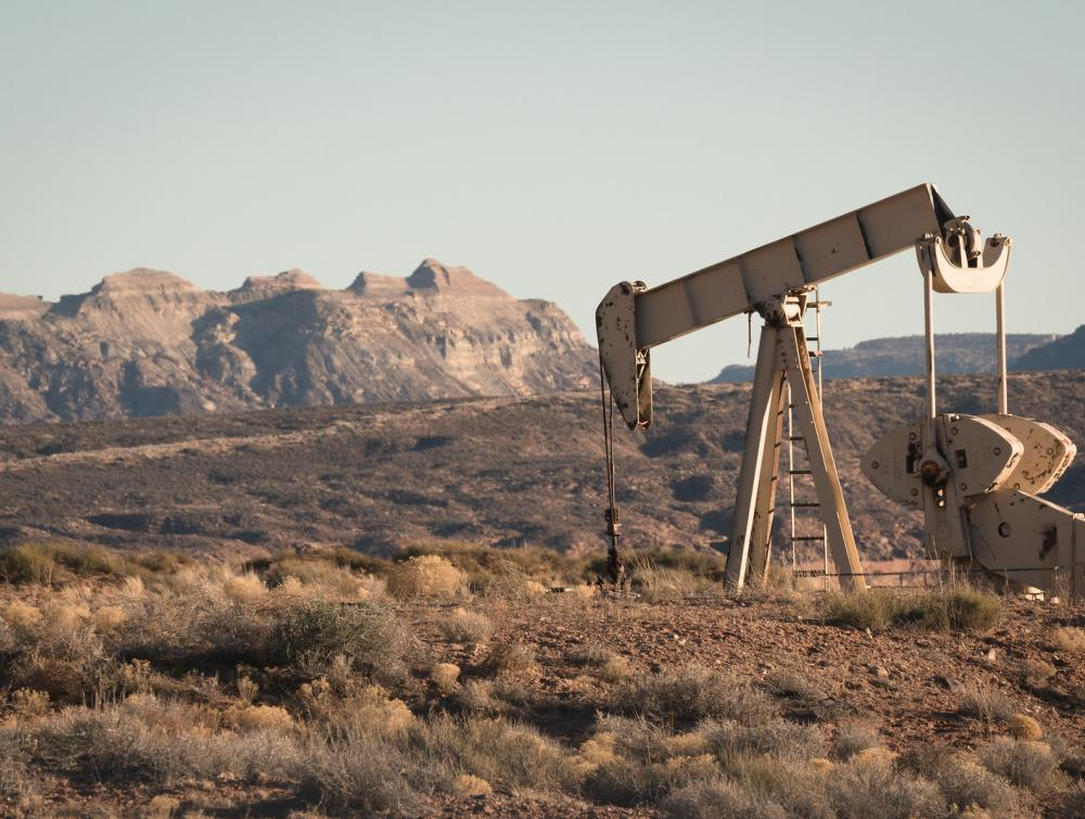 Oil and gas operations in southeast Utah