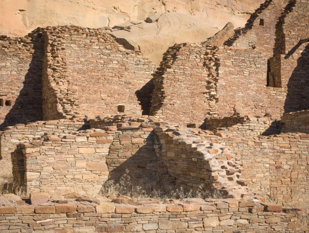 Chaco Canyon National Historical Park, New Mexico