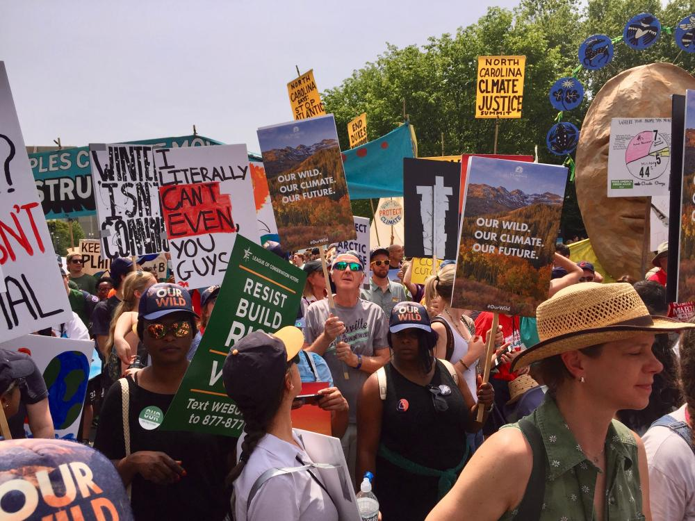 Climate March 2017, DC