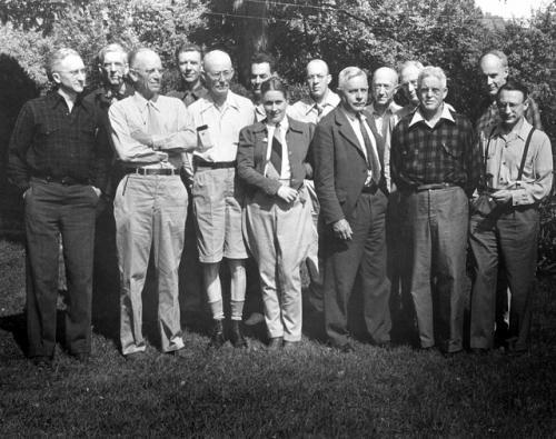 Founders of The Wilderness Society